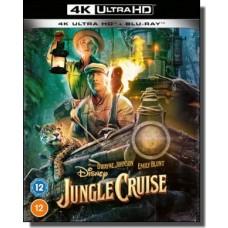 Jungle Cruise [4K Ultra HD + Blu-ray]