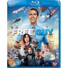 Free Guy [Blu-ray]