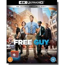 Free Guy [4K Ultra HD + Blu-ray]