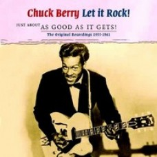 Let It Rock! Just About As Good As It Gets!: The Original Recordings 1955-1961 [2CD]