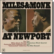 Miles and Monk At Newport [Mono] [LP]