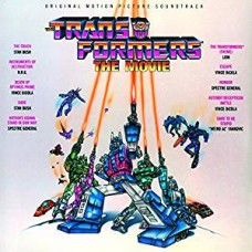 The Transformers: The Movie [LP]