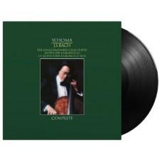 Unaccompanied Cello Suites (Complete) [3LP]