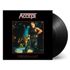 Staying a Life [2LP]