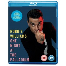 One Night at the Palladium [Blu-ray]