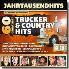 60 Greatest Trucker & Country Hits [4CD]