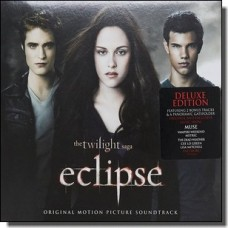 Twilight Saga: Eclipse [Deluxe Edition] [CD]