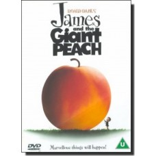 James And The Giant Peach [DVD]