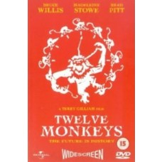 Twelve Monkeys [DVD]