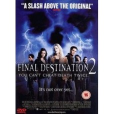 The Final Destination 2 [DVD]