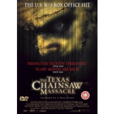 The Texas Chainsaw Massacre [DVD]