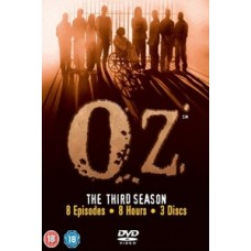 Oz - Season 3 [3DVD]