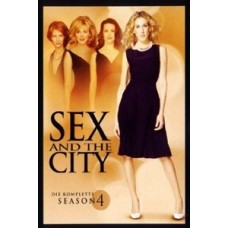 Sex and the City - Season 4 [3DVD]