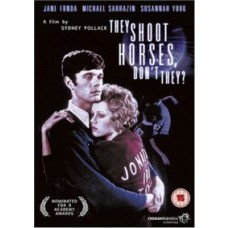 They Shoot Horses Don't They? [DVD]