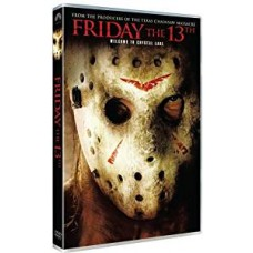 Friday the 13th [DVD]