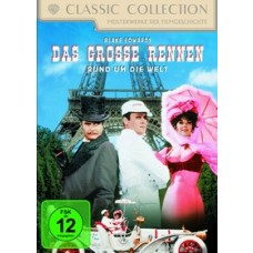 The Great Race / Das grosse Rennen rund um die Welt [DVD]