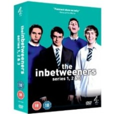 The Inbetweeners: Complete Series 1-3 [3DVD]