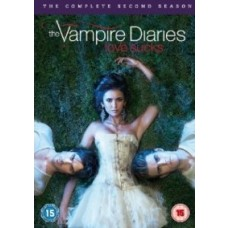 The Vampire Diaries: Season 2 [5DVD]