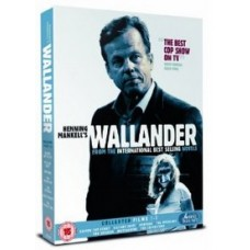 Wallander - Collected Films 1-7 [4DVD]