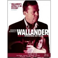 Wallander - Collected Films 14-20 [4DVD]