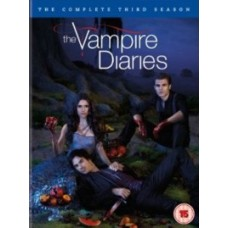 The Vampire Diaries: Season 3 [5DVD]