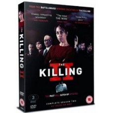 The Killing - Series 2 [3DVD]