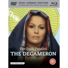 The Decameron [DVD+Blu-ray]