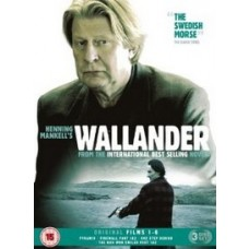Wallander - Original Films 1-6 [3DVD]