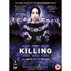The Killing - Series 3 [3DVD]