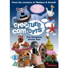 Creature Comforts: Complete Series 1 [DVD]