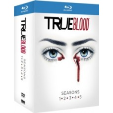 True Blood: Seasons 1-5 [25Blu-ray]
