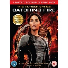 The Hunger Games: Catching Fire [2DVD]