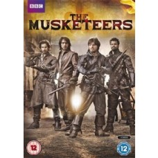 The Musketeers [4DVD]