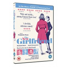 Une nouvelle amie / The New Girlfriend [DVD]