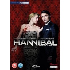 Hannibal - Season 3 [4DVD]