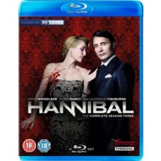 Hannibal - Season 3 [4Blu-ray]