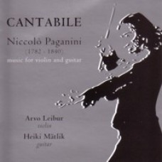 Cantabile [CD]