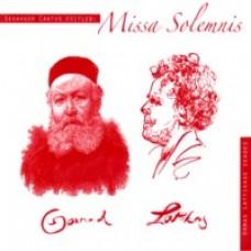Gounod: Missa Solemnis [CD]