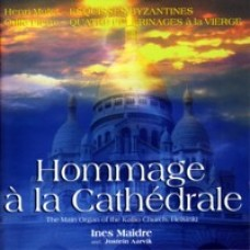Hommage A La Cathedrale [CD]