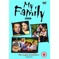 My Family - Series 2 [DVD]