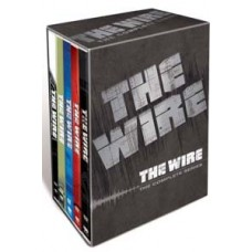 The Wire: Complete Season 1-5 [24DVD]