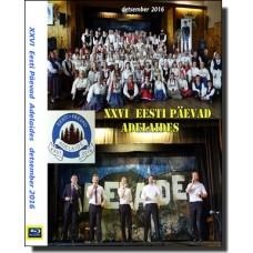 XXVI Eesti päevad Adelaides [Blu-ray]
