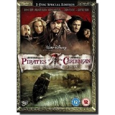 Pirates of the Caribbean 3: At World's End [Special Edition] [2DVD]