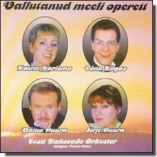 Vallutanud meeli operett [CD]