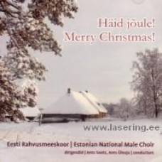 Häid jõule! / Merry Christmas! [CD]