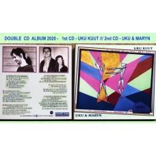 Uku Kuut - Songs From 80's - 2015   Uku & Maryn [2CD]