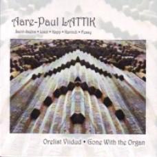 Orelist viidud | Gone With the Organ [CD]