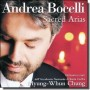 Sacred Arias [CD]