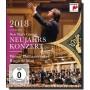 Neujahrskonzert / New Year's Concert 2018 [Blu-ray]