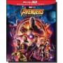 Avengers Infinity War [2D+3D Blu-ray]